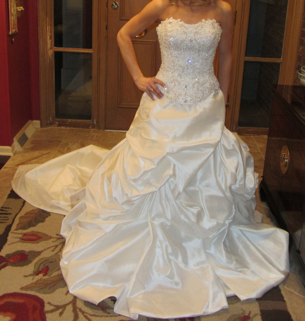 Demetrios 'Demetrios' - Demetrios - Nearly Newlywed Bridal Boutique - 1