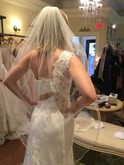 Custom 'Sweet Waters' - Custom - Nearly Newlywed Bridal Boutique - 4