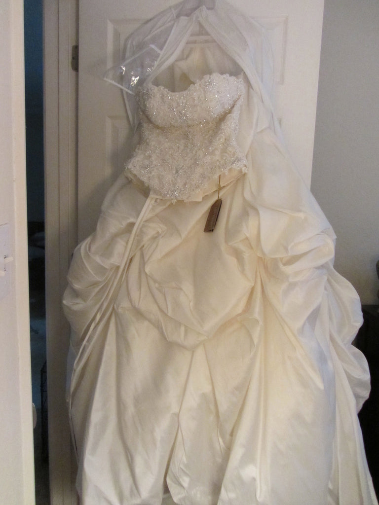 Demetrios 'Demetrios' - Demetrios - Nearly Newlywed Bridal Boutique - 3