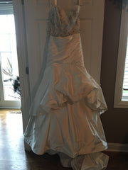 Lazaro '3206' - Lazaro - Nearly Newlywed Bridal Boutique - 2