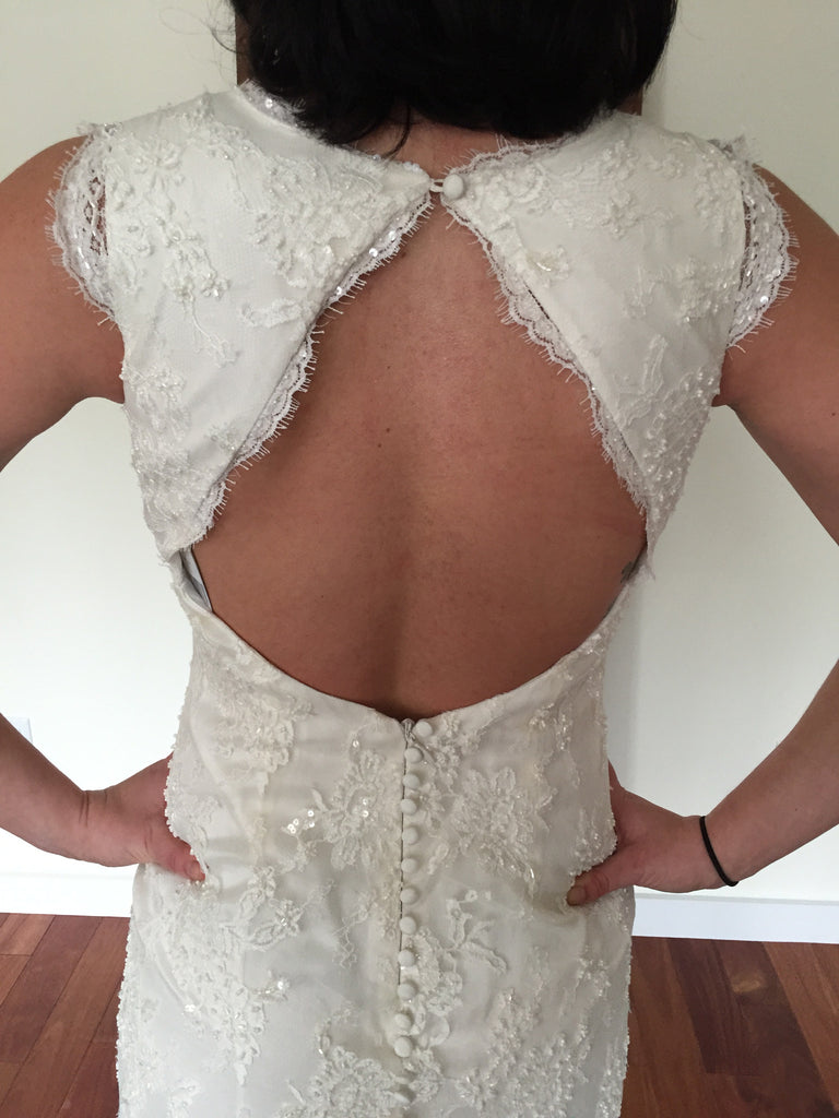 Nicole Miller '9978' - Nicole Miller - Nearly Newlywed Bridal Boutique - 4