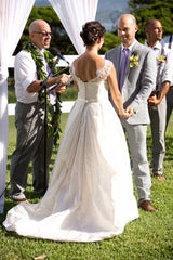 Stephanie Allin 'Kelly' - Stephanie Allin - Nearly Newlywed Bridal Boutique - 2