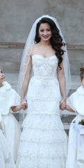 Pnina Tornai '4143' - Pnina Tornai - Nearly Newlywed Bridal Boutique - 2