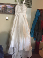 Custom 'Micaela Loren' - Custom made - Nearly Newlywed Bridal Boutique - 4