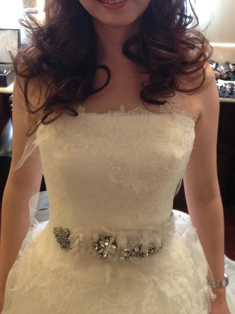 "Vera Wang ""Helena"" - Vera Wang - Nearly Newlywed Bridal Boutique - 7"