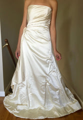 Vera Wang 'Classic' - Vera Wang - Nearly Newlywed Bridal Boutique - 1