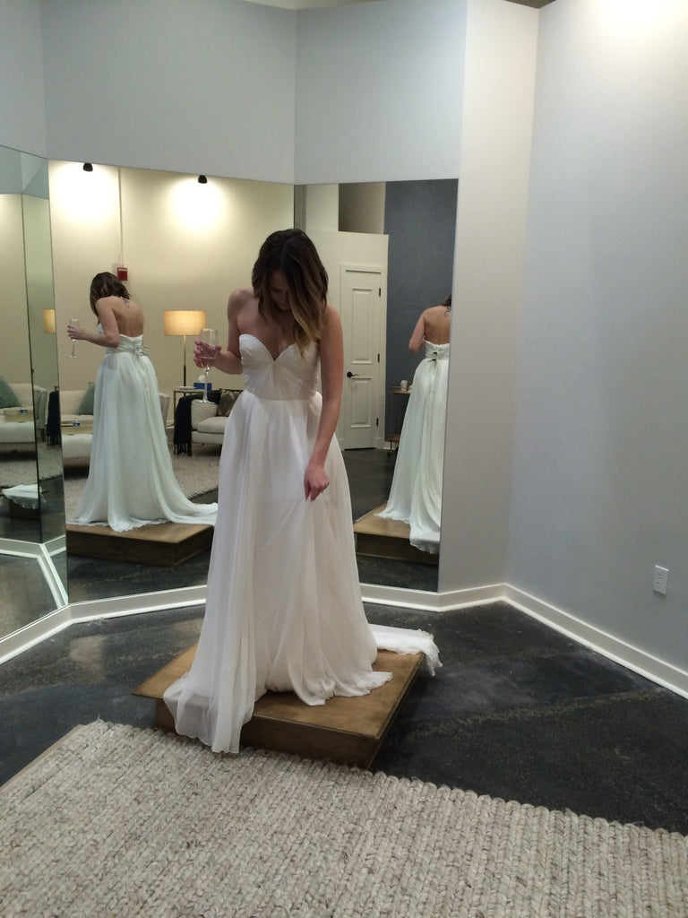 Sarah Seven 'Lafayette' - Sarah Seven - Nearly Newlywed Bridal Boutique - 3