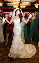 Pnina Tornai '4143' - Pnina Tornai - Nearly Newlywed Bridal Boutique - 1