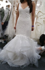 Monique Lhuillier 'Teagan' - Monique Lhuillier - Nearly Newlywed Bridal Boutique - 3