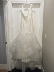 Monique Lhuillier 'Teagan' - Monique Lhuillier - Nearly Newlywed Bridal Boutique - 4
