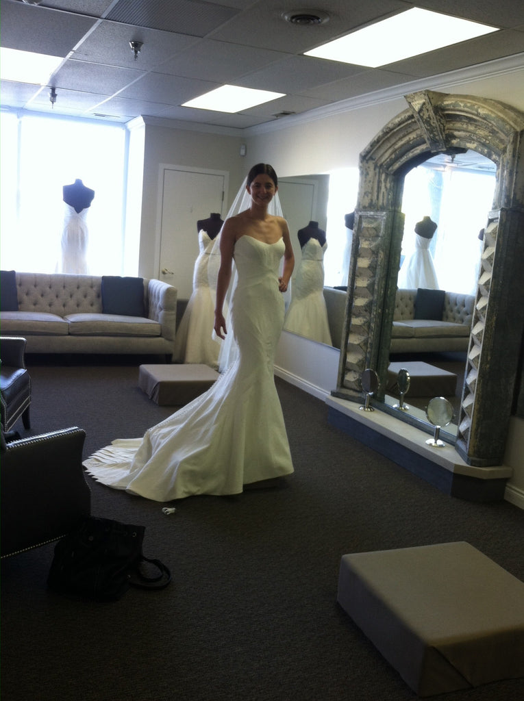 Matthew Christopher 'Coco Clean' - Matthew Christopher - Nearly Newlywed Bridal Boutique - 2