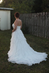 David's Bridal 'Galina' - David's Bridal - Nearly Newlywed Bridal Boutique - 3