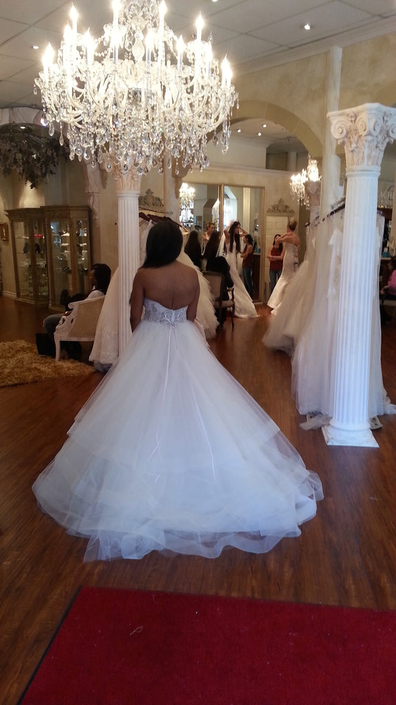 Eve of Milady '1546' - eve of milady - Nearly Newlywed Bridal Boutique - 1