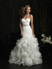 Allure '8966' - Allure - Nearly Newlywed Bridal Boutique - 4