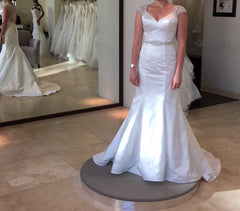 Allure Bridals '9158' - Allure Bridals - Nearly Newlywed Bridal Boutique - 2