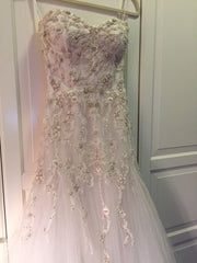 Monique Lhuillier 'La Duree' - Monique Lhuillier - Nearly Newlywed Bridal Boutique - 8