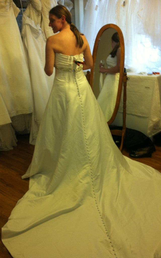 Impression Bridal  'The Couture Collection' - Impression Bridal - Nearly Newlywed Bridal Boutique - 2