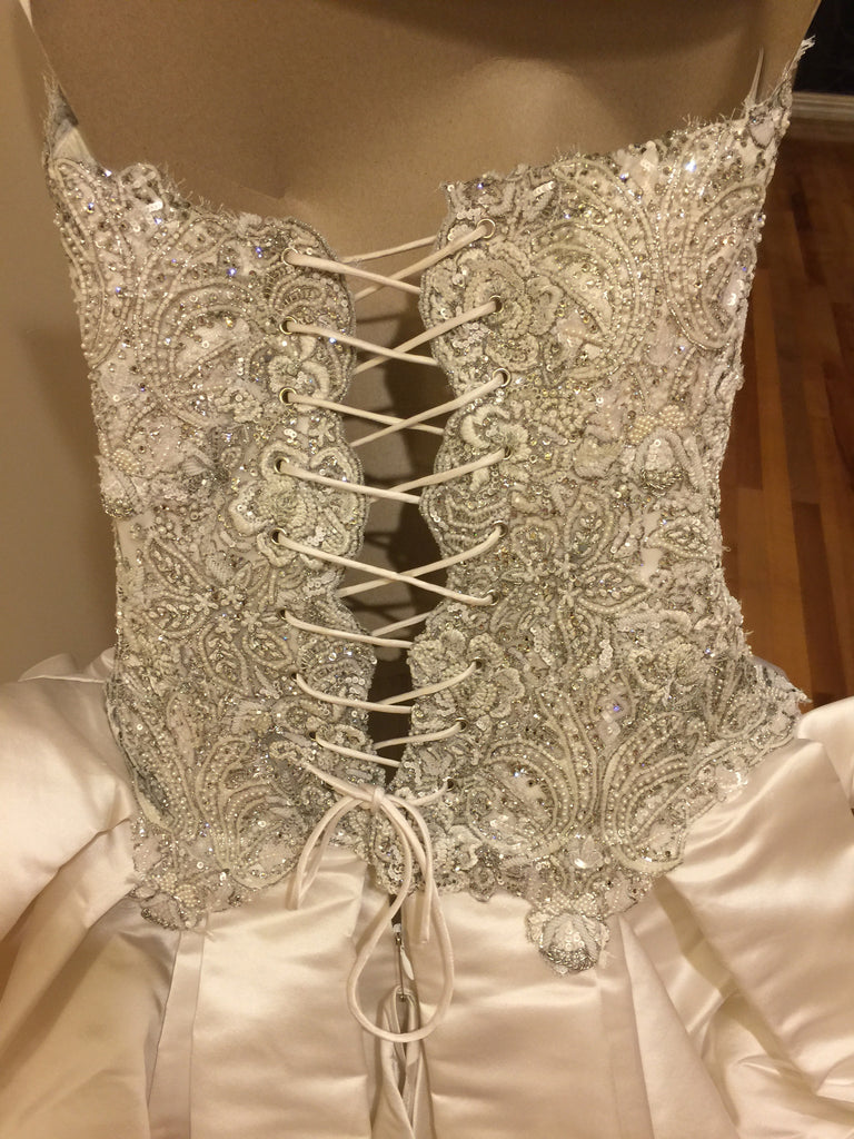 Baracci 'Waste Couture' - Baracci - Nearly Newlywed Bridal Boutique - 1