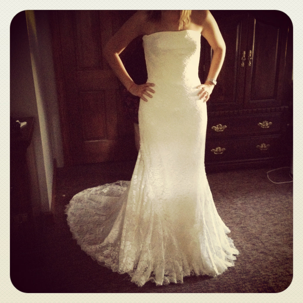 Pronovias 'Sala' - Pronovias - Nearly Newlywed Bridal Boutique - 1