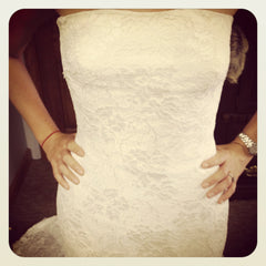 Pronovias 'Sala' - Pronovias - Nearly Newlywed Bridal Boutique - 2
