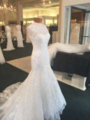 Allure Bridals '8956' - Allure Bridals - Nearly Newlywed Bridal Boutique - 2