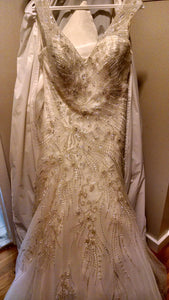 Demetrios 'Ilissa 543' - Demetrios - Nearly Newlywed Bridal Boutique - 4