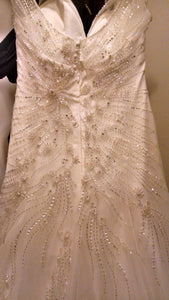 Demetrios 'Ilissa 543' - Demetrios - Nearly Newlywed Bridal Boutique - 8