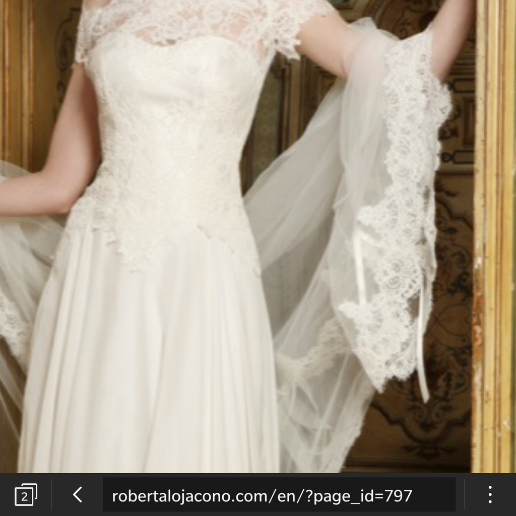 Roberta Lojocono 'Elvira' - roberta lojocono - Nearly Newlywed Bridal Boutique - 3
