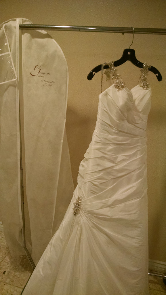 Maggie Sottero 'Billie' - Maggie Sottero - Nearly Newlywed Bridal Boutique - 4
