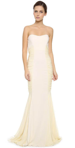Badgley Mischka 'Ruched'