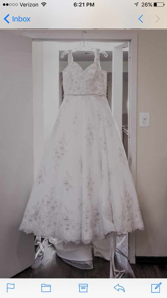 Maggie Sottero 'Hannah'