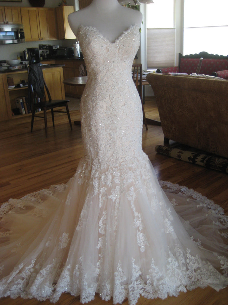 Maggie Sottero 'Marianne' - Maggie Sottero - Nearly Newlywed Bridal Boutique - 9