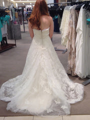 Monique Lhuillier 'Promise' - Monique Lhuillier - Nearly Newlywed Bridal Boutique - 2