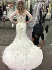 Oleg Cassini 'Illusion' - Oleg Cassini - Nearly Newlywed Bridal Boutique - 1
