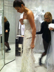 Monique Lhuillier 'Opulence' - Monique Lhuillier - Nearly Newlywed Bridal Boutique - 4