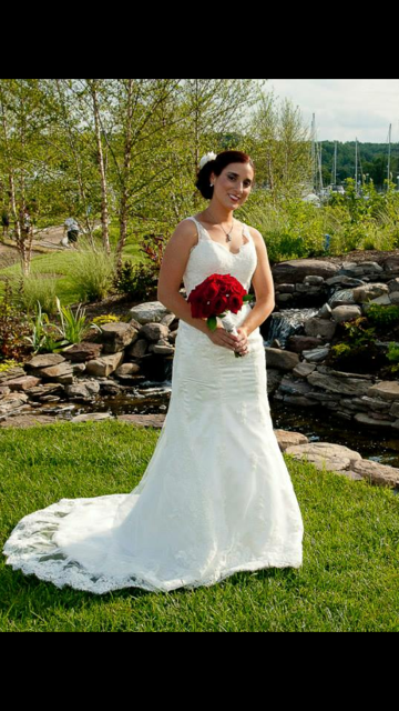 Stella York '5786' - Stella york - Nearly Newlywed Bridal Boutique - 1