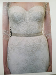 Monique Lhuillier 'Cheyenne' - Monique Lhuillier - Nearly Newlywed Bridal Boutique - 2