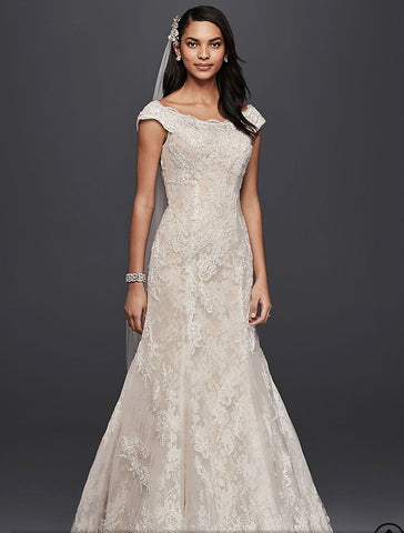 Oleg Cassini 'Lace'