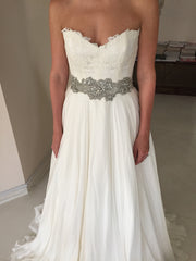 Custom 'Belle by Mirror Mirror UK' - unknown - Nearly Newlywed Bridal Boutique - 3
