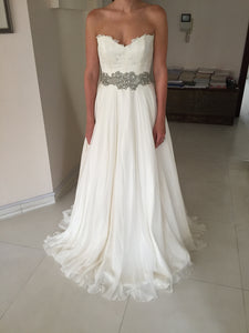 Custom 'Belle by Mirror Mirror UK' - unknown - Nearly Newlywed Bridal Boutique - 4