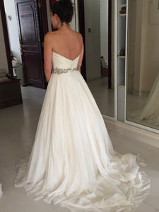Custom 'Belle by Mirror Mirror UK' - unknown - Nearly Newlywed Bridal Boutique - 5