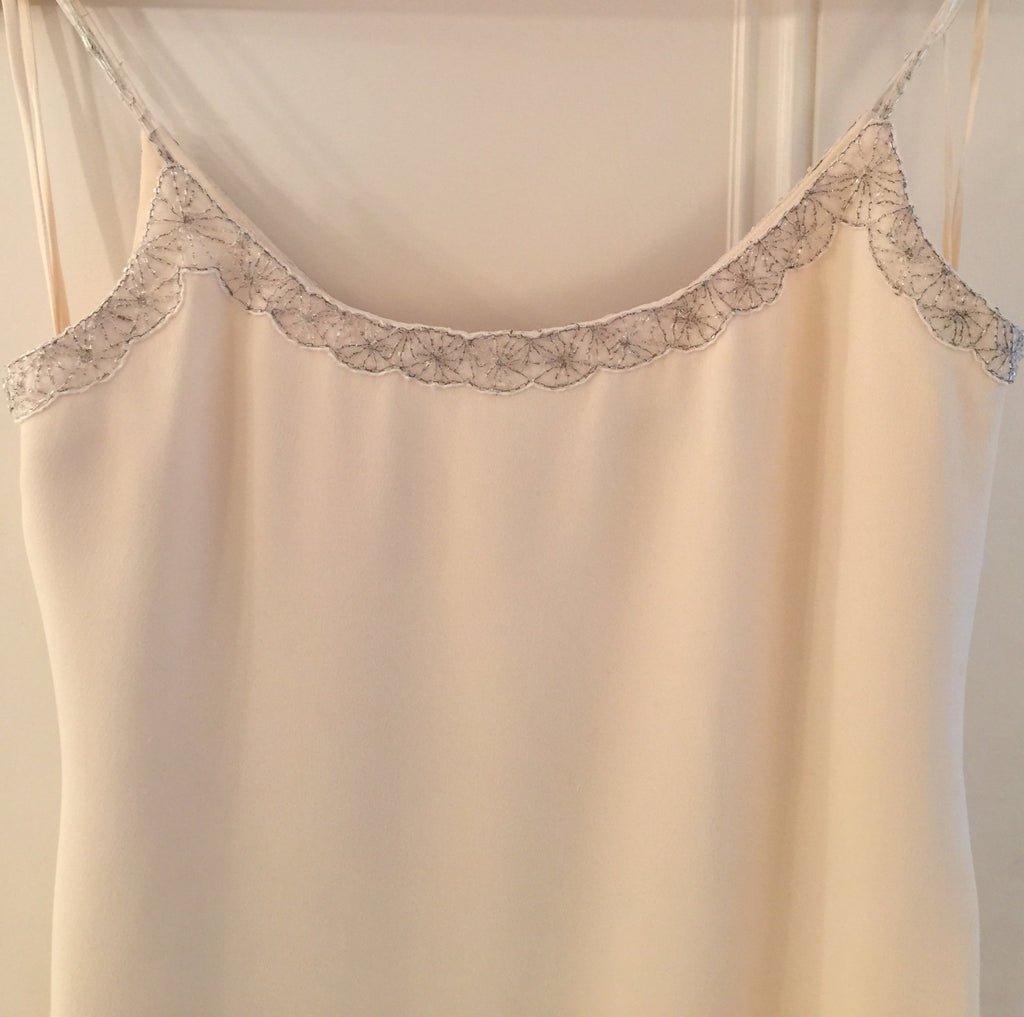 Sheath Dress - Carolina Herrera - Nearly Newlywed Bridal Boutique - 4