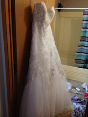 David's Bridal 'Jewel' - David's Bridal - Nearly Newlywed Bridal Boutique - 1
