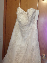 David's Bridal 'Jewel' - David's Bridal - Nearly Newlywed Bridal Boutique - 2