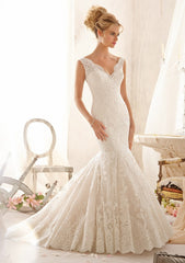 Mori Lee '2605' - Mori Lee - Nearly Newlywed Bridal Boutique - 2