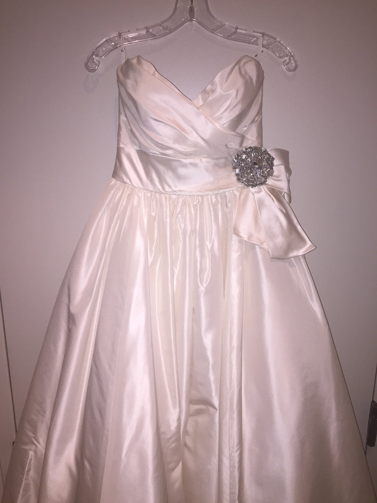 Amsale 'Melina' - Amsale - Nearly Newlywed Bridal Boutique - 2
