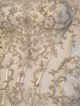 Load image into Gallery viewer, Custom 'Corset Bodice' - Custom - Nearly Newlywed Bridal Boutique - 6