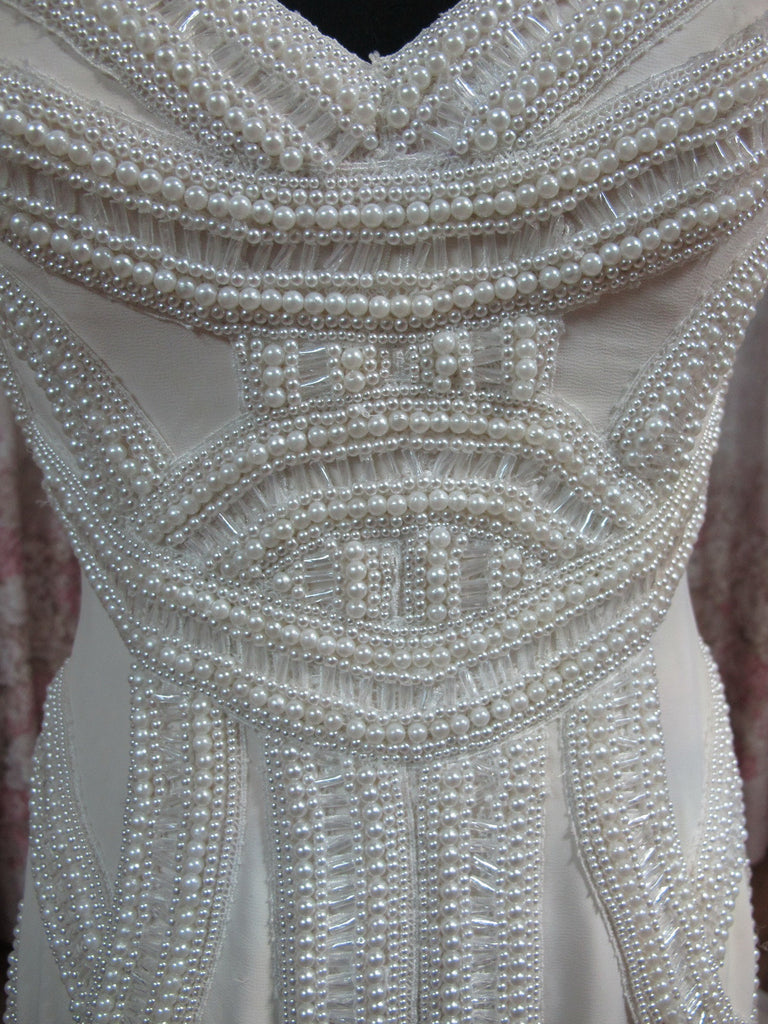 J'aton Couture Inspired  'Beaded'