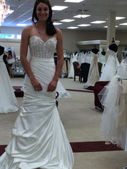 Maggie Sottero 'Fit and Flare' - Maggie Sottero - Nearly Newlywed Bridal Boutique - 1