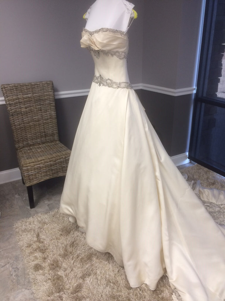 Kenneth Pool 'Majestic' - Kenneth Pool - Nearly Newlywed Bridal Boutique - 2